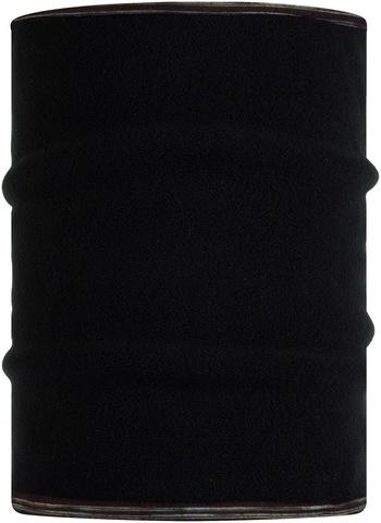Двойной флисовый шарф-труба Buff Neckwarmer Polar Reversible N-Exclusion Grey фото 2