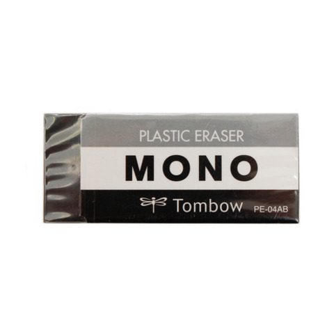 Ластики Tombow Mono Black