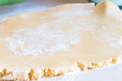 Песочное тесто без глютена