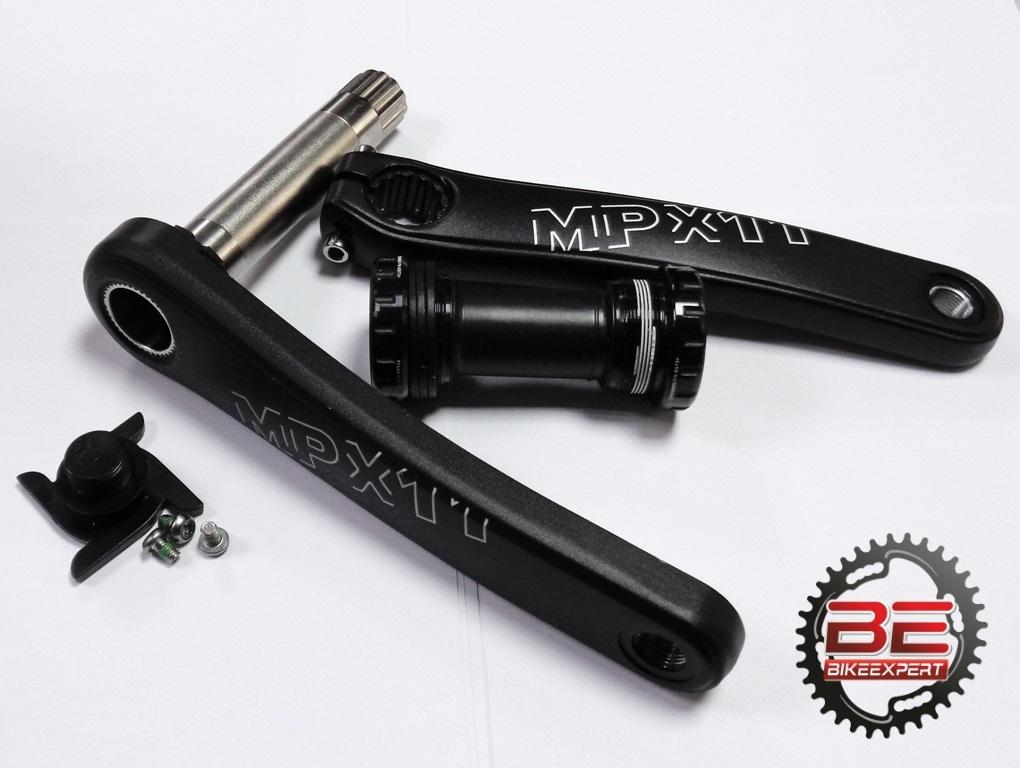 Система шатунов Prowheel MPX11 175мм