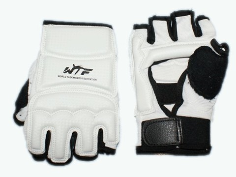 Перчатки для тхеквондо. Размер M. (ZTT-005M)