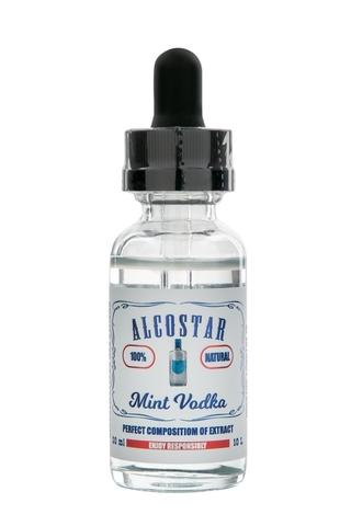 Натуральная эссенция Alcostar Mint Vodka (Ментоловая водка), 30 ml