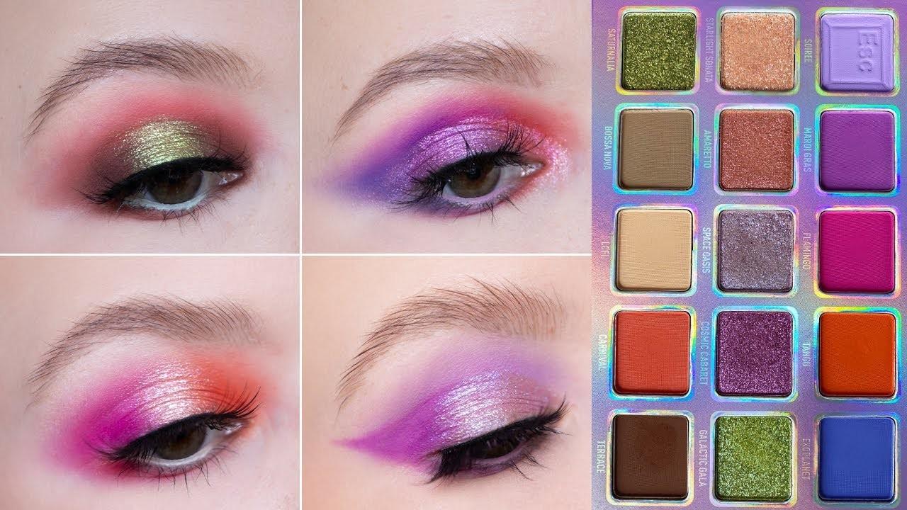 Kaleidos Makeup The Escape Pod palette