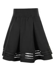 2225-2 юбка детская, черная