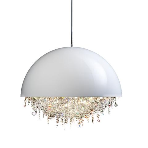 Подвесной светильник Ozero by Manooi D60 (белый)