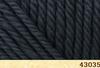 Пряжа Fibranatura INCA 43037 (чёрный)