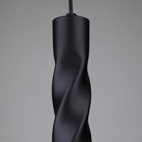 Подвесной светодиодный светильник 50136/1 LED черный