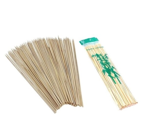 Шампуры бамбуковые 100 шт 25 см