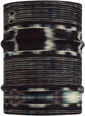 Двойной флисовый шарф-труба Buff Neckwarmer Polar Reversible N-Exclusion Grey фото 1