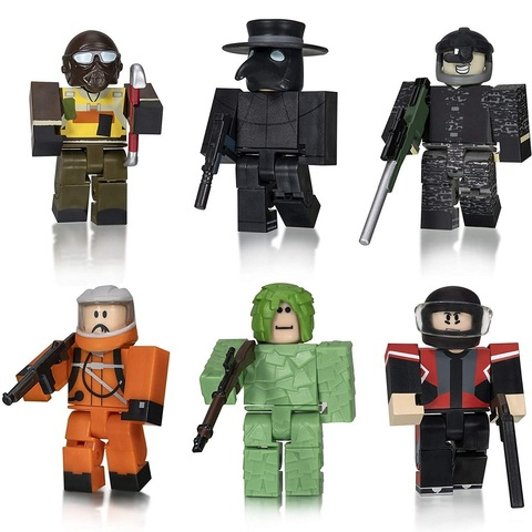 Роблокс Экшн-коллекция Восход Апокалипсиса 2 набор из 6 фигурок
