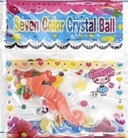 063-1297 Растущие животные с гелевыми шариками, набор 20 шт