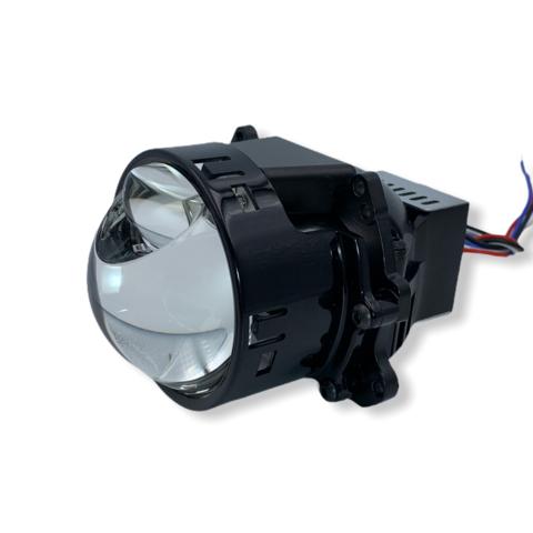 Автомобильные светодиодные линзы LP-KUS-L1 PLUS, L35W/H55W, 2 шт