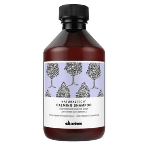 Davines NaturalTech Calming: Успокаивающий шампунь для чувствительной кожи головы (Calming Shampoo)
