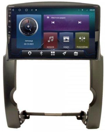 Штатная магнитола Kia Sorento 2009-2012 Android 10 4/64GB IPS DSP модель CB2076TS10