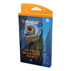 Тематический синий бустер «Innistrad: Midnight Hunt»