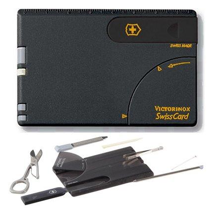 SwissCard Black Victorinox (0.7133)