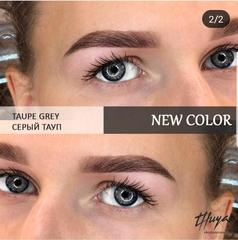 Taupe Grey (серый тауп) • THUYA • краска для бровей