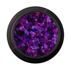 Pink House, Шестигранники микс, фиолетовые, 5 гр