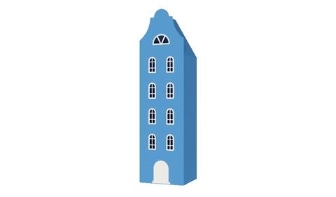 Шкаф-домик XL Амстердам - 4