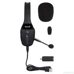 BlueParrott  B450-XT беспроводная Bluetooth гарнитура BlueParrott ( 204010 )