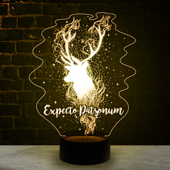 Заклинание Экспекто патронум (Гарри Поттер/Harry Potter)
