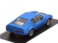Ligier JS2 Coupe 1972 blue metallic Triple9 1:43