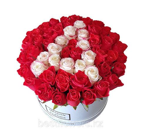 Коробка Maison Des Fleurs Буква А