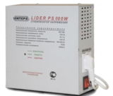 Стабилизатор LIDER  PS800W - фотография