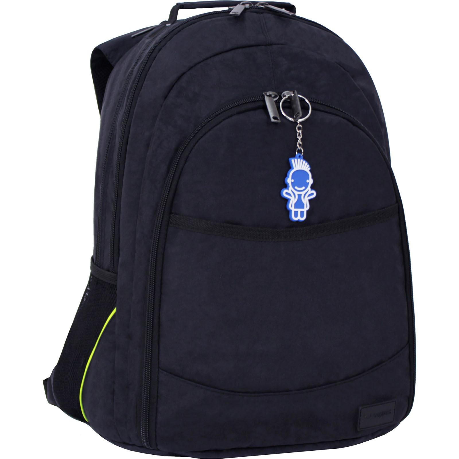 Городские рюкзаки Рюкзак Bagland Сити 32 л. Чёрный (0018070) IMG_2835.JPG