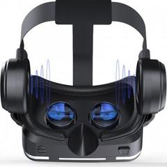 Очки виртуальной реальности VR SHINECON с наушниками
