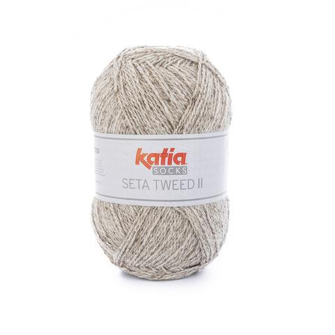 Katia Seta Tweed II Socks 80