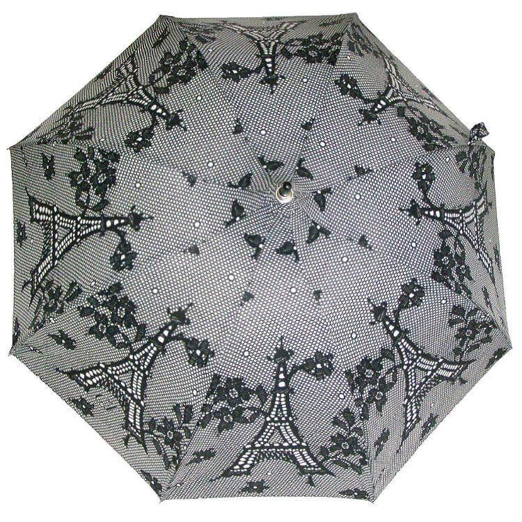 Зонт-трость Chantal Thomass 866-b Paris je l'aime