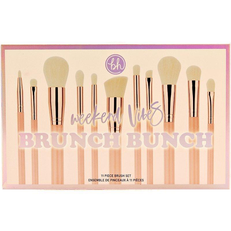 BH Cosmetics Weekend Vibes brush set