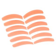 Набор силиконовых форм Lash Botox (6 пар), размеры S, M, M1, M2, L, L1