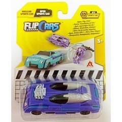 Maşın TransRacers 2-in-1 Flip Vehicle- Sports Roadster Car