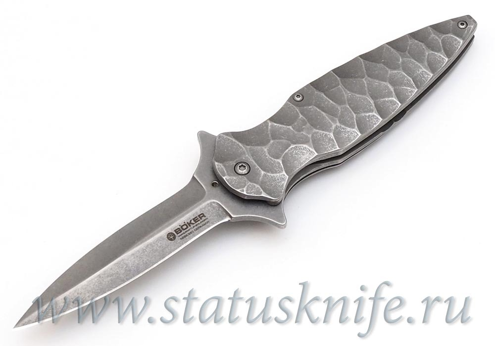 Нож Boker Flint Titanium