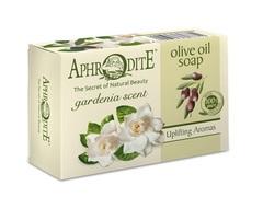Мыло оливковое с ароматом гардении Aphrodite 100 гр