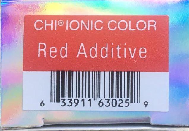 Крем-краска CHI Ионик цв  добавка красная 85 гр