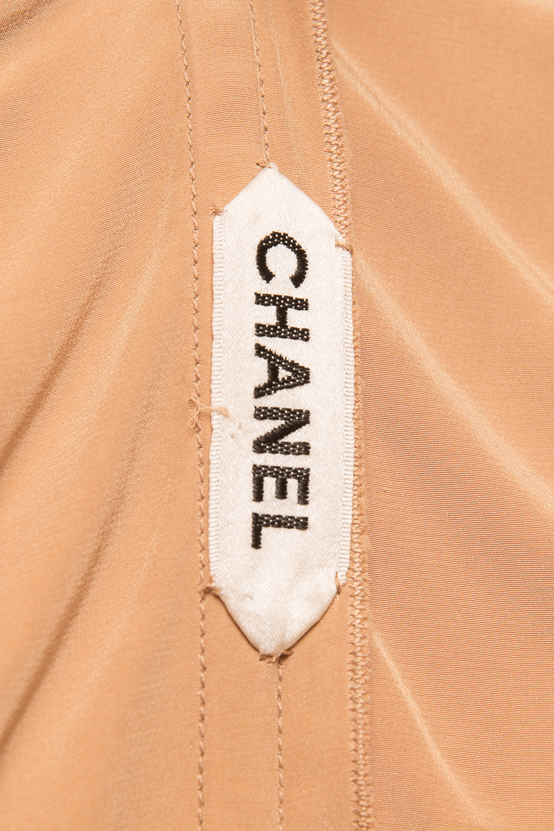 Chanel Haute Couture 1960s Cocktail Dress