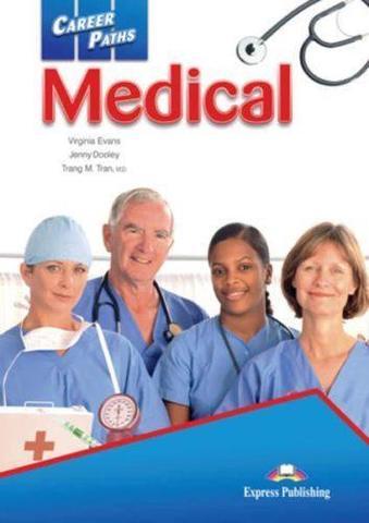 Career Paths: Medical Student's Book with DigiBooks Application (Includes Audio & Video) Медицина. Учебник с ссылкой на электронное приложение