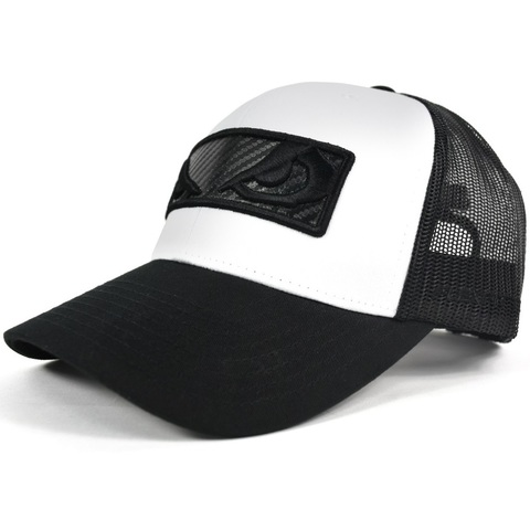 Бейсболка/Кепка Bad Boy Carbon Cap Black/White