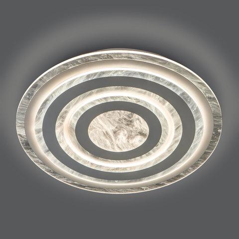 Потолочный светодиодный светильник с пультом управления 90209/1 белый