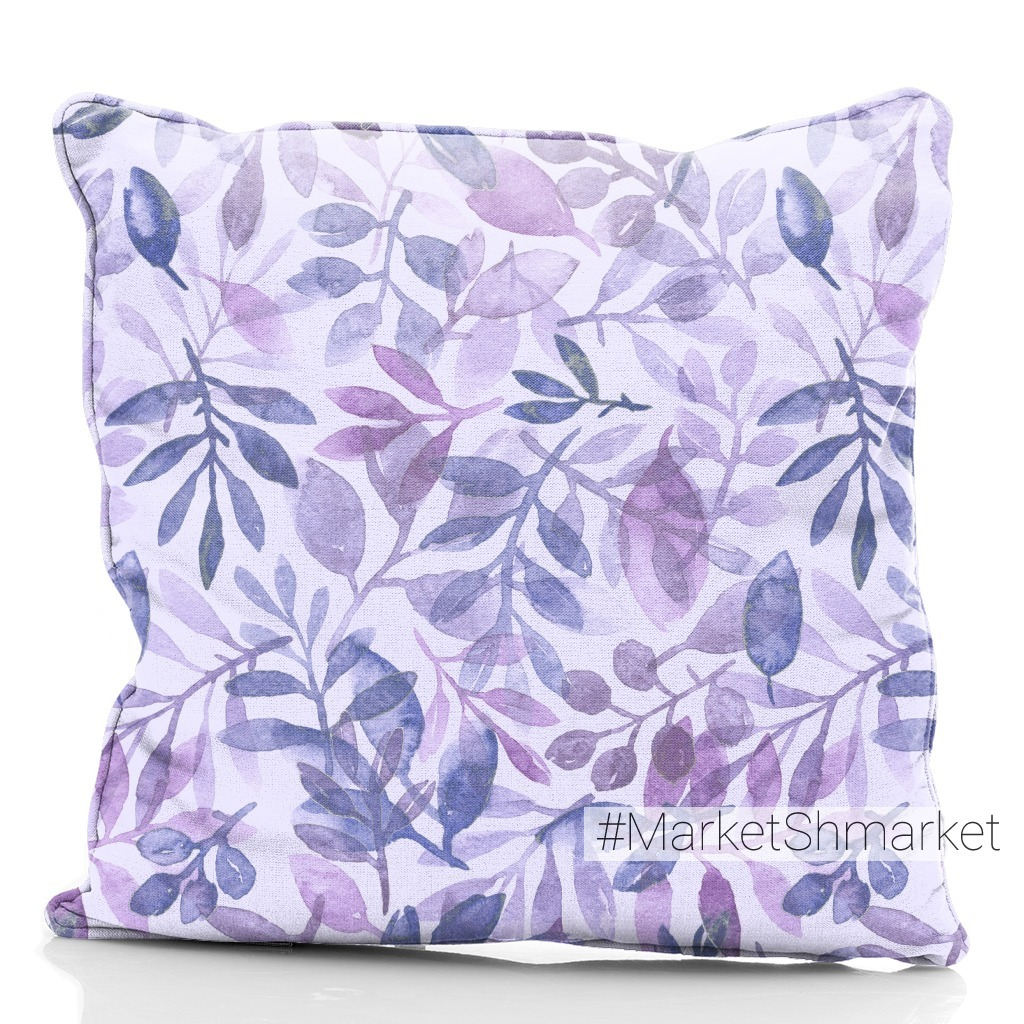 Violet branches. Фиолетовые веточки
