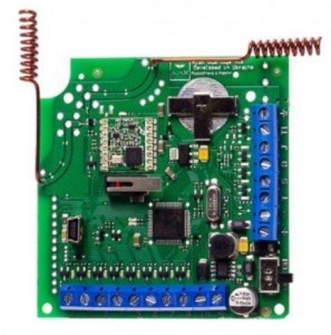 Модуль интеграции c повышенным уровнем защиты Ajax ocBridge Plus