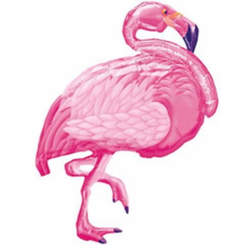 А ФИГУРА/P35 Фламинго розовый, 27
