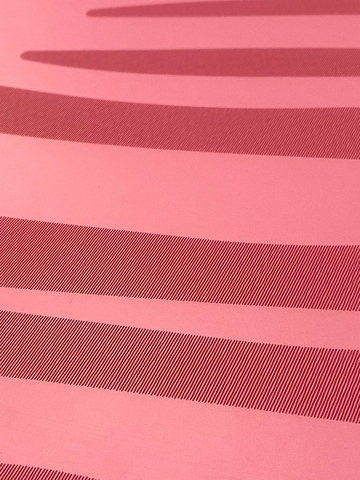 Легкий коврик для йоги Non slip Bloom 183*61*0,6 см