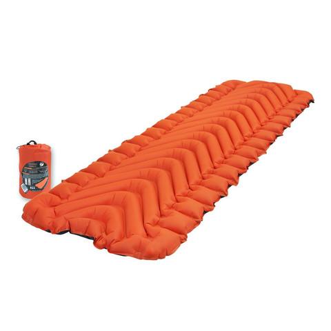 Надувной коврик Klymit Insulated Static V, оранжевый