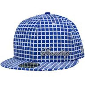 Бейсболка New Era Mesh синяя фото спереди