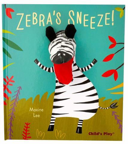 Zebra's Sneeze | Maxine Lee