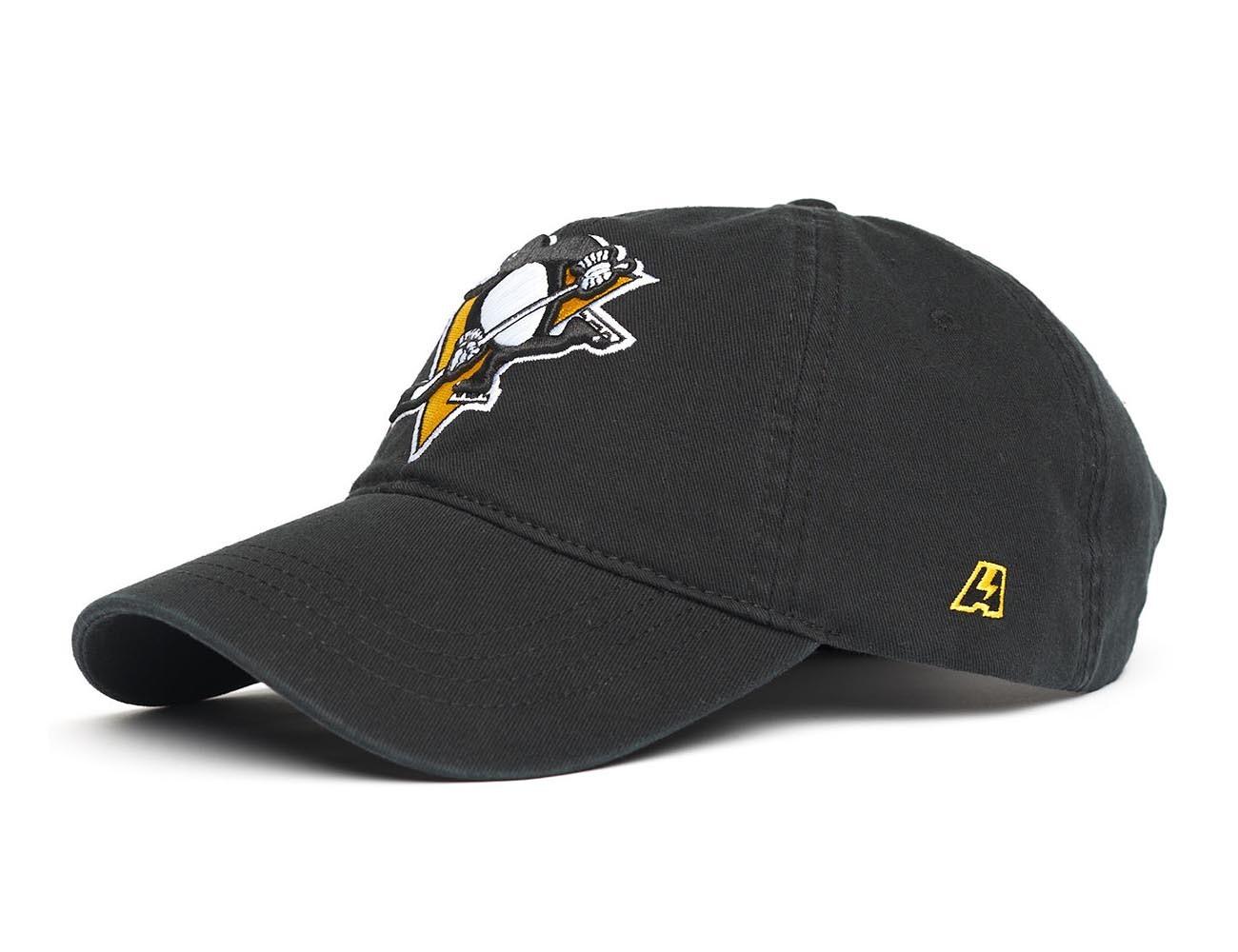 Бейсболка NHL Pittsburgh Penguins облегченная (подростковая)